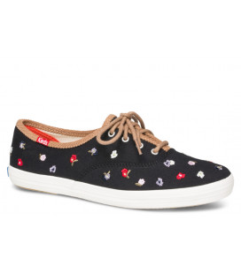 Champion Floral Embroidery Womens