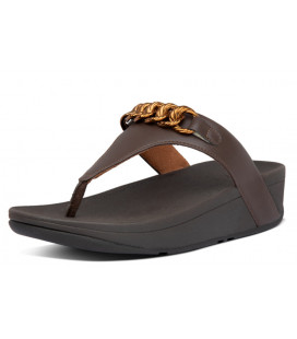 Lottie Chain Toe-Thongs Womens