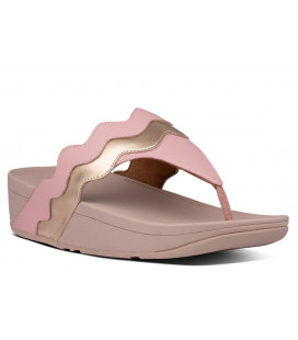 Rhylee Wave Strap Toe-Thongs Womens