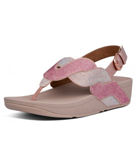 Paisley Rope Back-Strap Sandals Womens