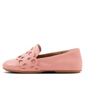 Lena Entwined Loops Loafers Womens