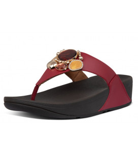 Lulu Cluster Toe-Thongs Womens